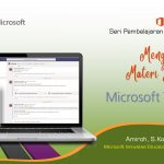 Office 365 Teams : Mengunggah Materi Ajar