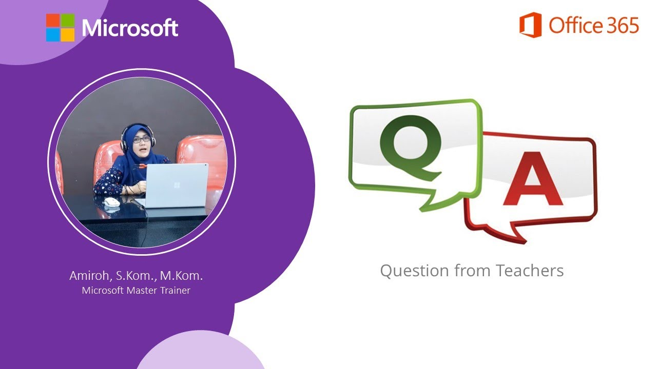 05 – Q & A : Office 365 for Education